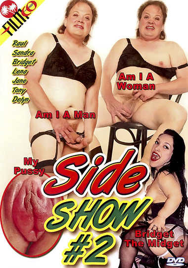 Side Show 2 cover