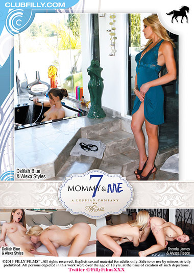 Mommy And Me 7 cover