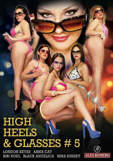 High Heels And Glasses 5 cover