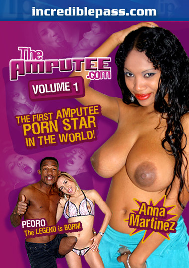 The Amputee cover