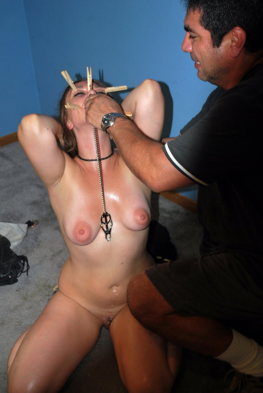 Humiliated bdsm