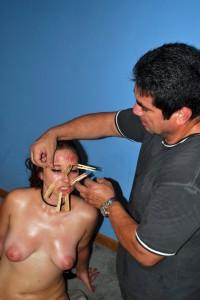 facial humiliation