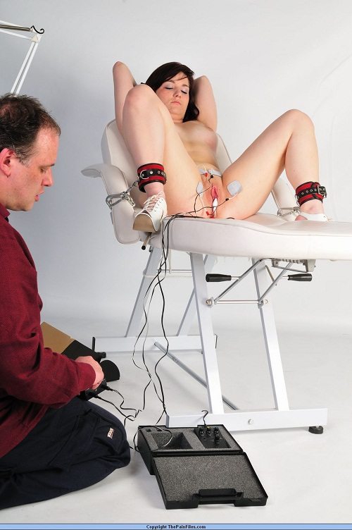 Doctor Perv Examines His Little Slut