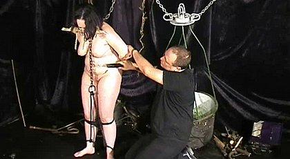 Crying slave girls hardcore fetish