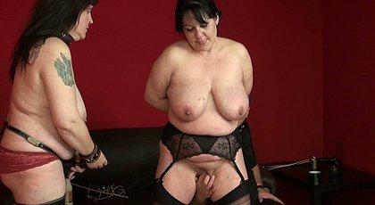 Chubby mistress